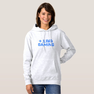 Team +100 Gaming Hoodie 2017 Womens