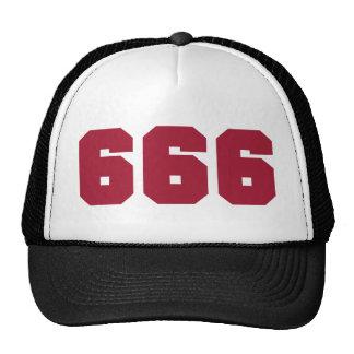 Team 666 cap