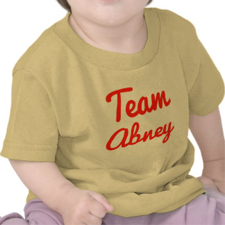 Team Abney T-shirts