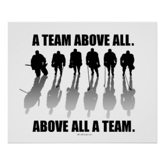 Team Above All Posters