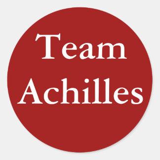 Team Achilles sticker