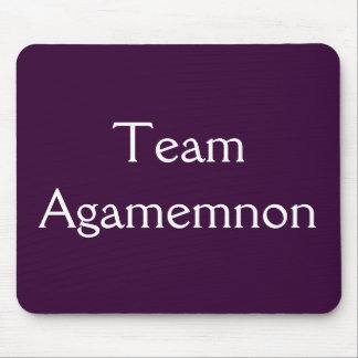 Team Agamemnon Mouse Mat