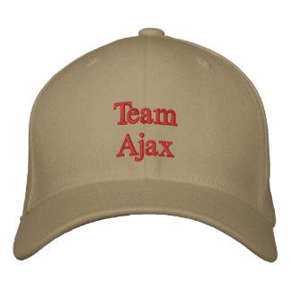 Team Ajax Embroidered Cap