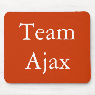 Team Ajax Mouse Pad
