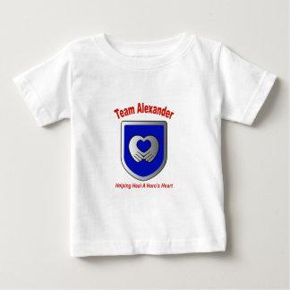 Team Alexander T-shirts