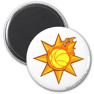 Team Altador Logo 6 Cm Round Magnet