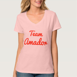 Team Amador T Shirts