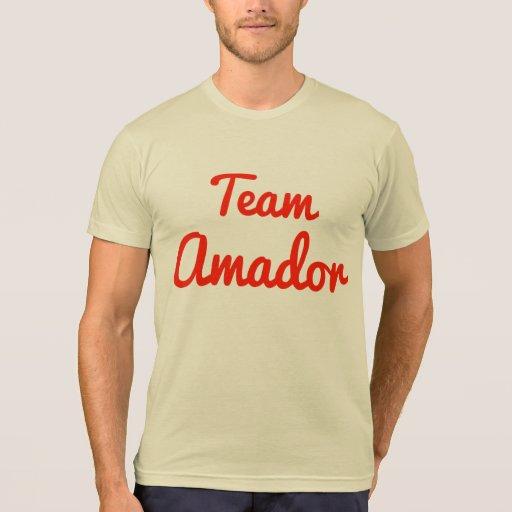 Team Amador Shirt