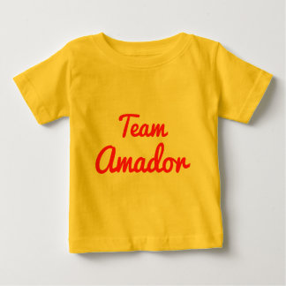 Team Amador Tee Shirt