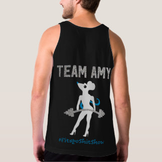 Team Amy Swolemate Tank