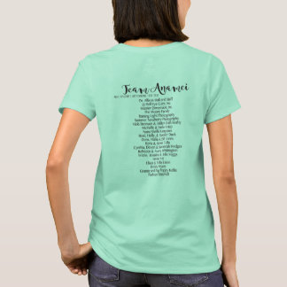 Team Anamei MOOT T-Shirt