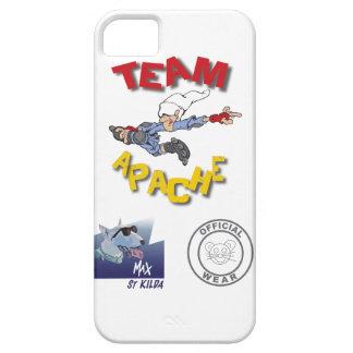 Team Apache cover