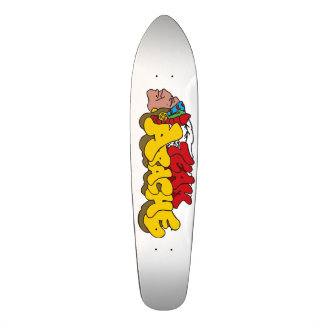 Team Apache old school new logo Skateboard Decks