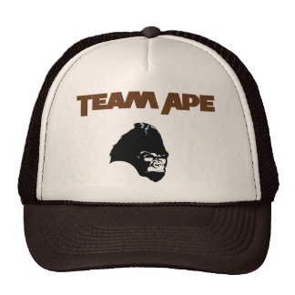 Team Ape Planet of the Apes Homage Baseball Hat