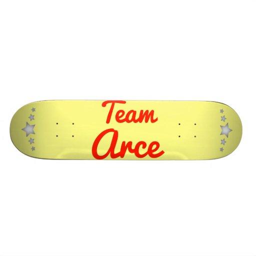 Team Arce Skate Boards