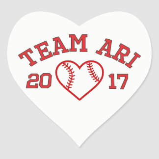 Team Ari sticker
