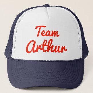 Team Arthur Trucker Hat