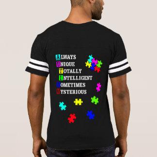 Team Aspie (Autism) T-Shirt