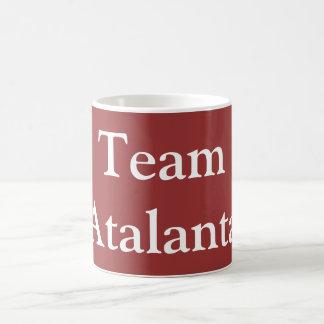 Team Atalanta Basic White Mug