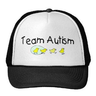 Team Autism (Chicks) Cap