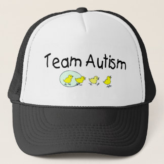 Team Autism (Chicks) Trucker Hat