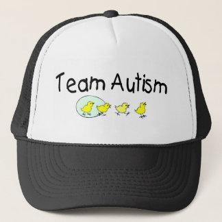 Team Autism (Chicks) Trucker Hat