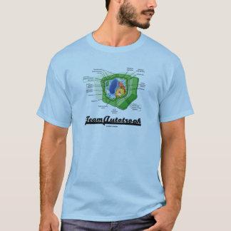 Team Autotroph (Plant Cell Biology) T-Shirt
