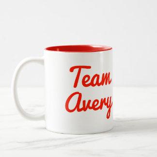 Team Avery Coffee Mug