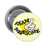 Team Awesome Buttons