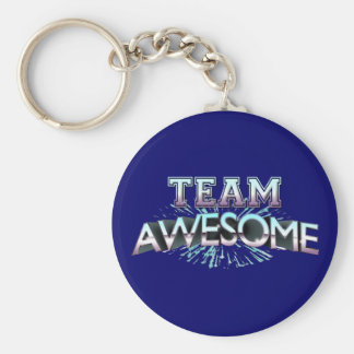 Team Awesome Key Ring