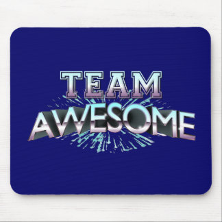 Team Awesome Mouse Mat