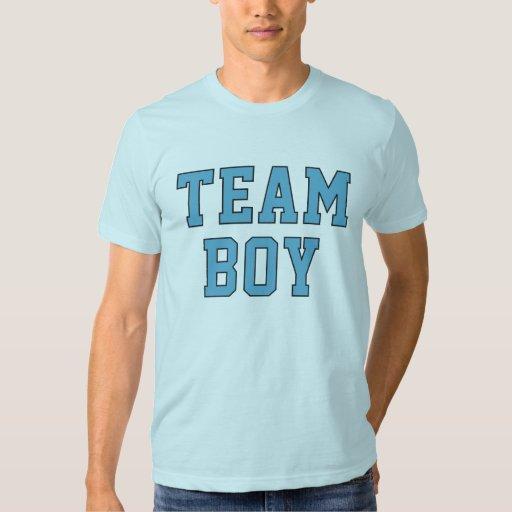 Team baby boy men 39 s blue shirt zazzle for Baby boy blue shirt