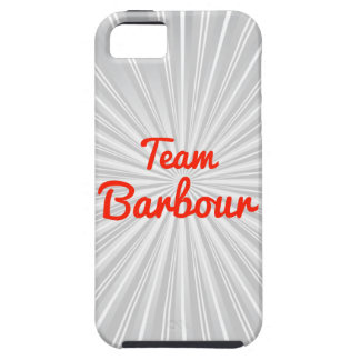 Team Barbour iPhone 5 Cover