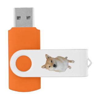 Team Barkley - 8 GB USB 3.0 Swivel USB Flash Drive Swivel USB 3.0 Flash Drive