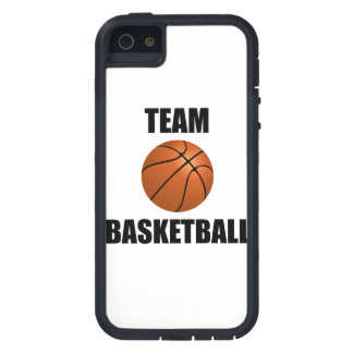 Team Basketball Case For iPhone 5
