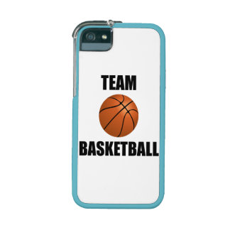 Team Basketball Cover For iPhone 5