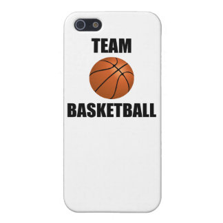 Team Basketball iPhone 5/5S Cases