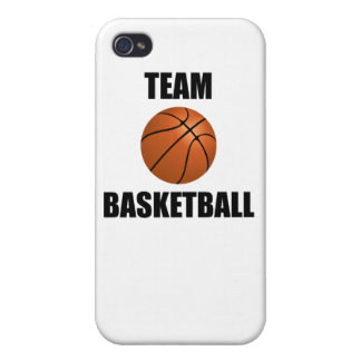 Team Basketball Cases For iPhone 4