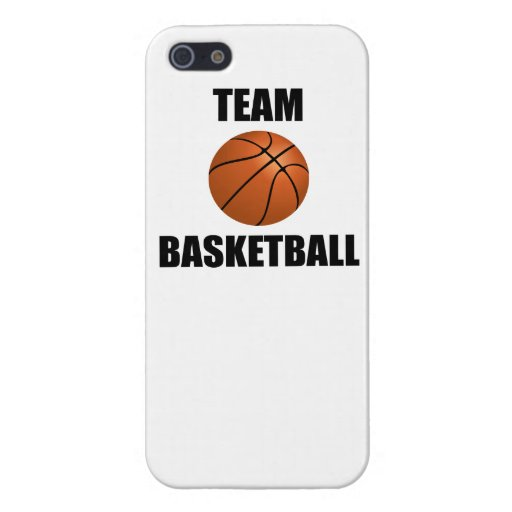 Team Basketball iPhone 5 Cover