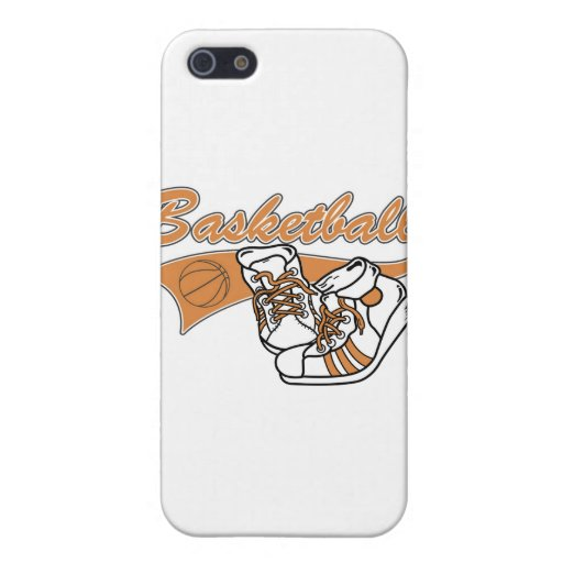 Team Basketball With Shoes Tshirts and Gifts iPhone 5 Cases