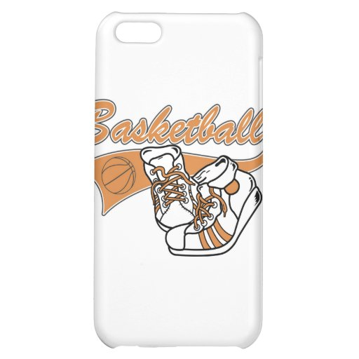 Team Basketball With Shoes Tshirts and Gifts iPhone 5C Cases