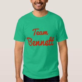 Team Bennett Tee Shirt