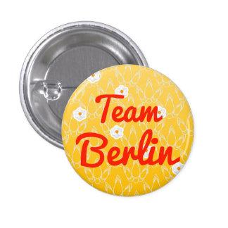 Team Berlin 3 Cm Round Badge