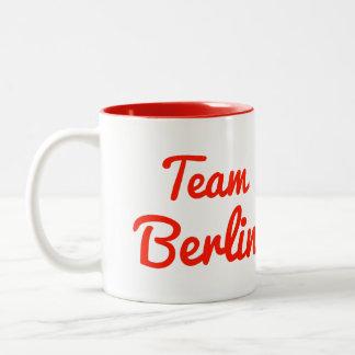 Team Berlin Two-Tone Coffee Mug