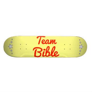 Team Bible Skateboard Deck
