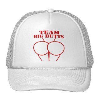 TEAM Big Butts-Ying Yang Twins Cap