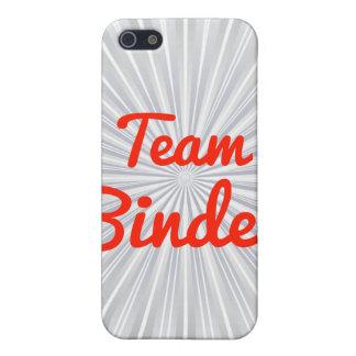 Team Binder iPhone 5 Covers