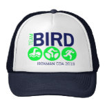 Team Bird Lime Cap