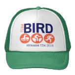 Team Bird Orange Cap