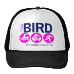 Team Bird Pink Cap